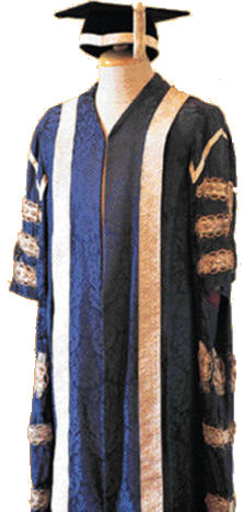 The President's Gown