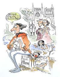 Illustration of Hamlet