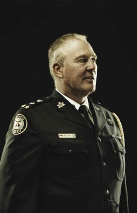 Toronto Police Chief Bill Blair breaks from the past
