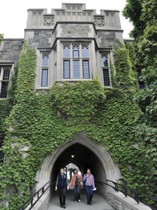 Photo of U of T Campus