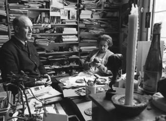 John Tuzo Wilson and Dora de Pédery-Hunt