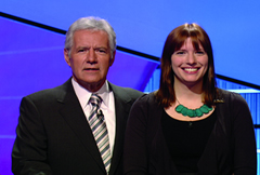 "Photo Courtesy of ""Jeopardy!"" Productions Inc."