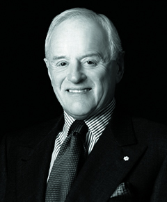 Photo of Peter Munk