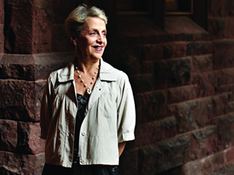 Janice Stein, founder and director of the Munk School of Global Affairs