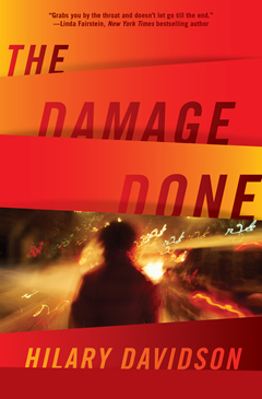 Book cover: The Damage Done