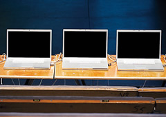 Photo of laptops