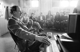 Marshall McLuhan.