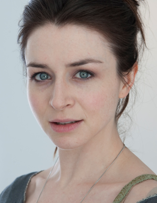 TV's Troubled Surgeon - Photo of Caterina Scorsone by Raphael Mazzucco