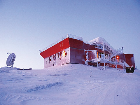 The Polar Environmental Atmospheric Research Laboratory