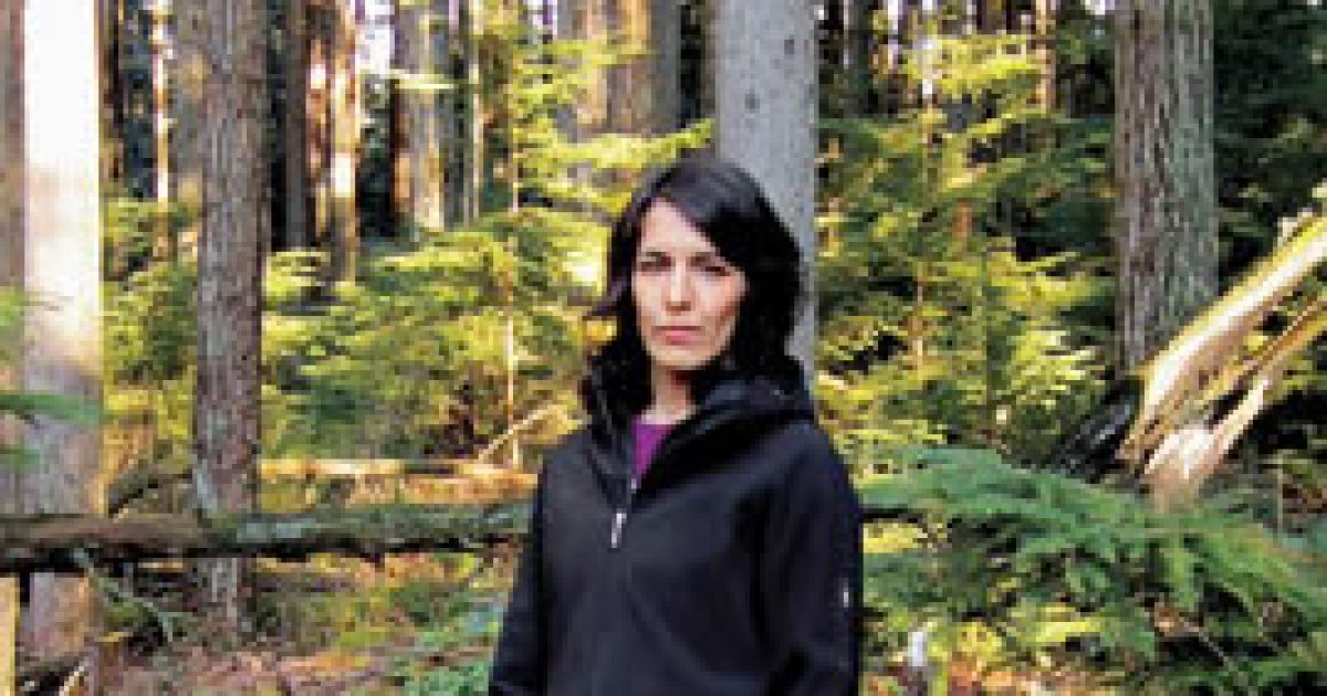 Forest Warrior As Told By Charlotte Gill University Of Toronto