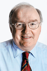 Photo of Michael Walsh.