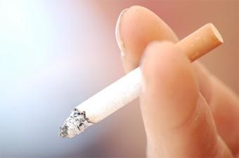 Image of a cigarette