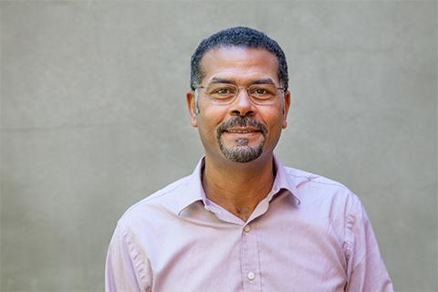Abdel-Khalig Ali. Photo by Mark Balson