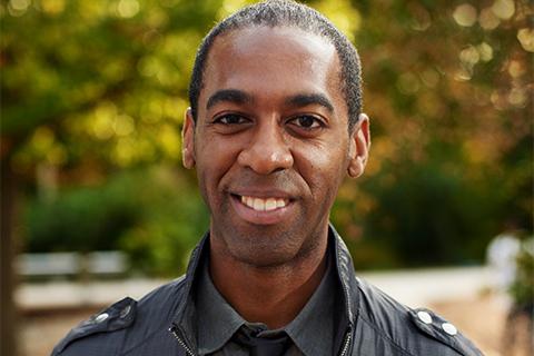 Ian Williams. Photo courtesy of John Jones