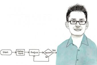 Illustration of Chen-Bo Zhong