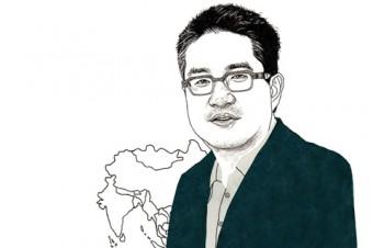 Joseph Wong. Illustration by Adam Cruft