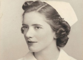 19-year-old Joyce Taylor, 1940
