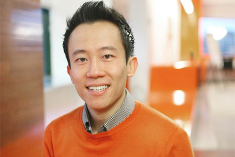 Photo of Derrick Fung.