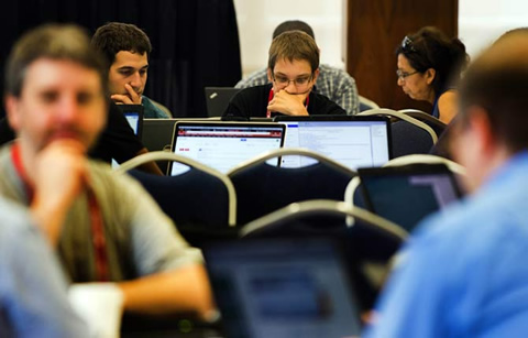 Hackathons are becoming an increasingly popular way for companies to assess the skills of potential IT employees