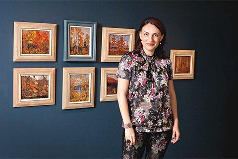 Photo of Katerina Atanassova.