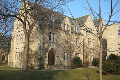 Photo of Teefy Hall.