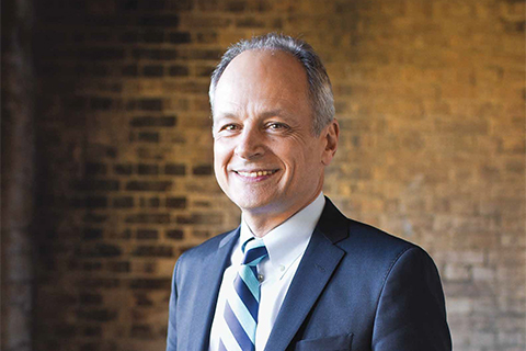 Photo of Meric Gertler