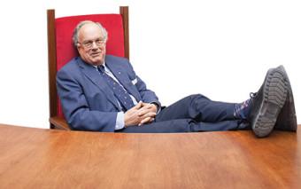 Photo of John Fraser.