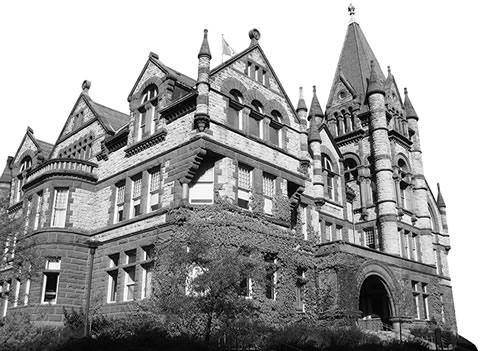 Photo of Victoria College