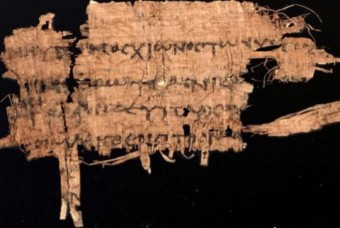 Thomas Fisher Rare Book Library: Papyri fragment collection