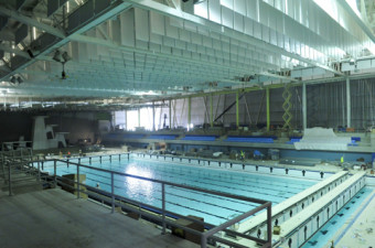 Part of the $200-million-plus costs of the Toronto Pan Am Sports Centre will be met by UTSC students through a levy voted in by the students themselves.