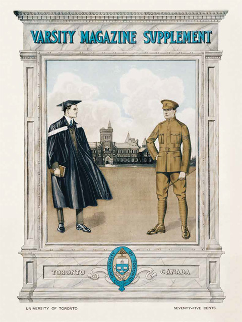 The 1917 Varsity War Supplement