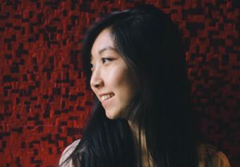 Cathy Tie, CEO of Ranomics, a biotechnology startup. Photo by Mallika Makkar
