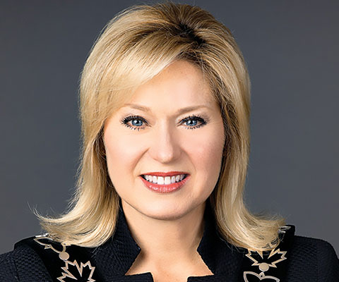 Photo of Mississauga Mayor Bonnie Crombie.