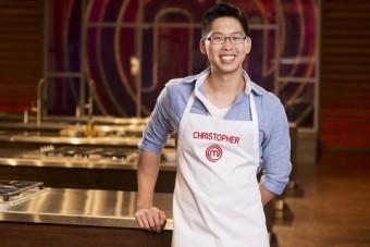 Photo of Christopher Siu.