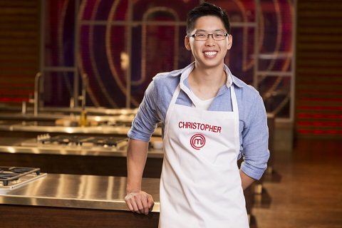 Photo of Christopher Siu.