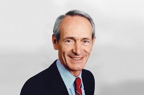 Photo of John Evans.