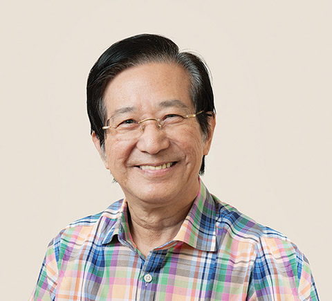 Photo headshot of Philip Yeo