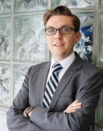 Photo of Andrew White