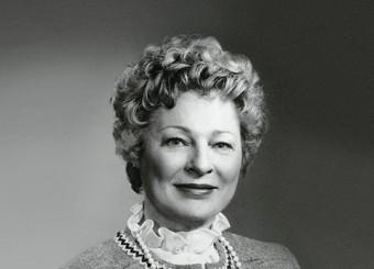 Photo of Phyllis Grosskurth