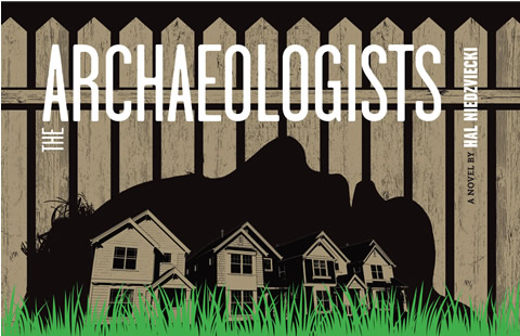 The Archaeologists (cover)