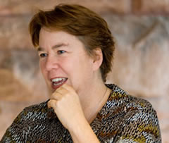 Photo of Elspeth Brown.
