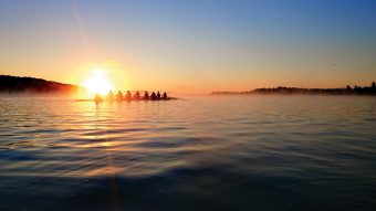 "Boundless Winner: ""Novice Sunrise"" by Dean Hay"