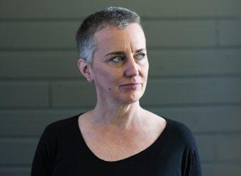 Theatre creator Nadia Ross (BA 1986 Victoria) is the winner of the $100,000 Siminovitch Prize, Canada's richest theatre award. Photo by David Irvine.