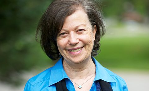 Aura Kagan (PhD 1999) is the executive director of the Aphasia Institute in Toronto.