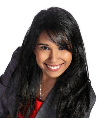 Photo of Cheryl Perera (BA 2010 Trinity)