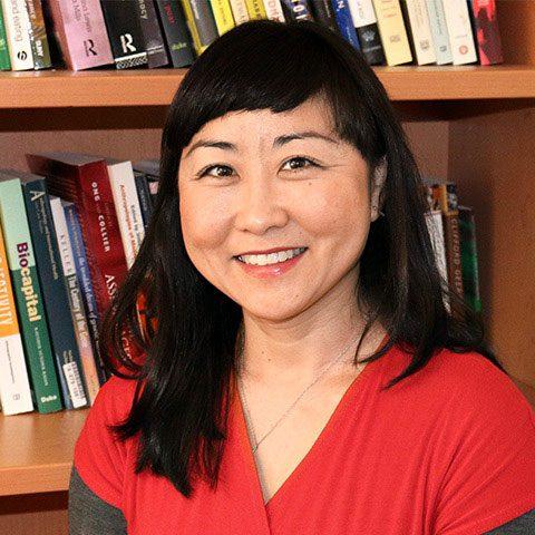 Nursing professor Maki Iwase.