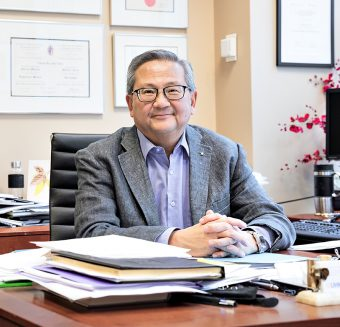 Photo of Dr. Charles Chan.