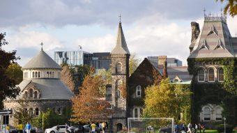 Photo of University College.