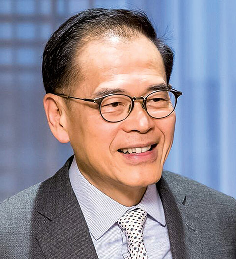Photo of Edwin Leong