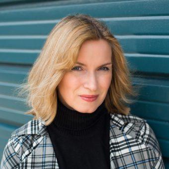 Writer Cynthia Macdonald